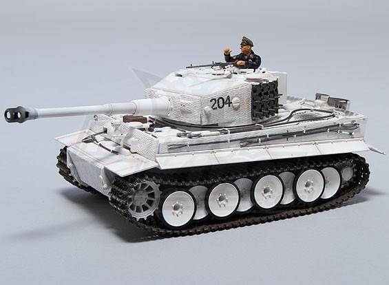 Tiger 1 RTR w / TX / geluid / Infrared