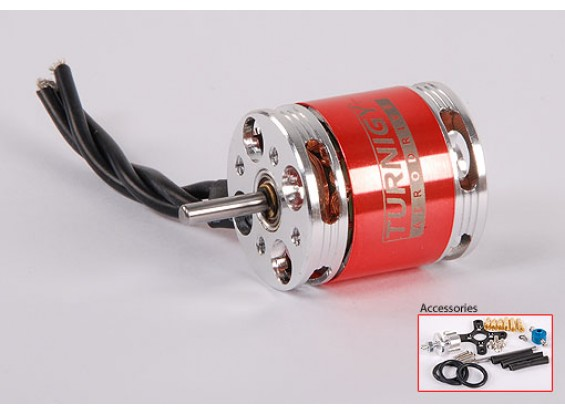 Turnigy 2213 22turn 924kv 17A Outrunner