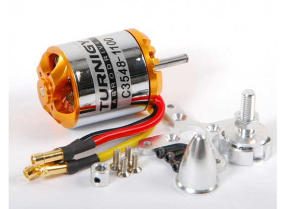 TR 35-48-A 1100kv borstelloze Outrunner Eq: AXi 2826