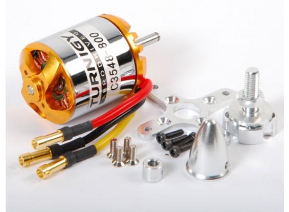 TR 35-48-C 800kv borstelloze Outrunner Eq: AXi 2826