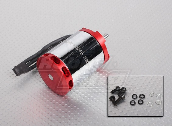 Turnigy 600 H37403 borstelloze Outrunner 1180kv
