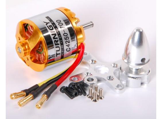 TR 42-50A 700kv borstelloze Outrunner / 720W