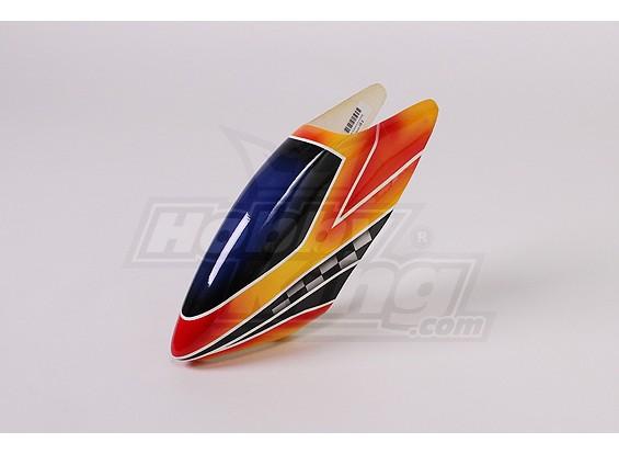 Glasvezel Canopy voor Trex-500