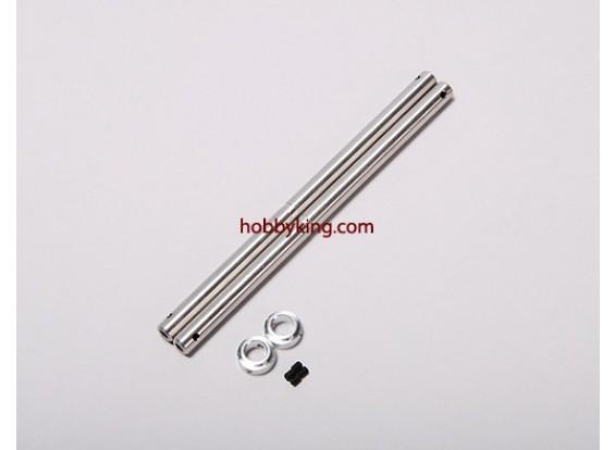 HK-T500 Main Shaft 2pcs / set