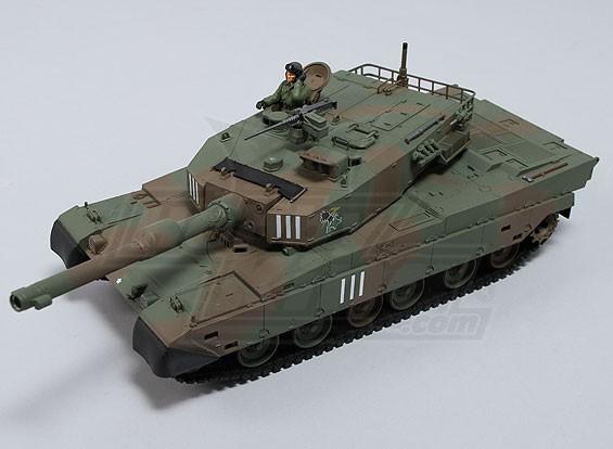 Typ 90 Battletank RTR w / Tx / geluid / infrarood