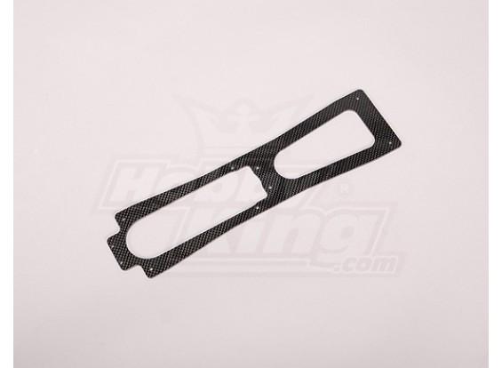 TZ-V2 0,90 Size Carbon Fiber Base Plate
