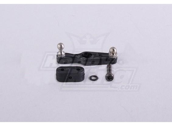 TZ-V2 0,50-TT & TZ-V2 .90TT - Bell Crank