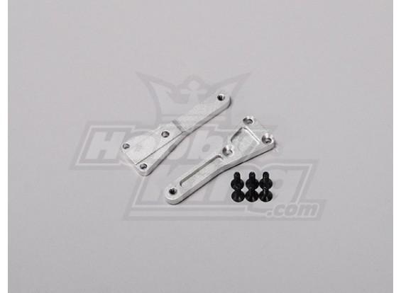 TZ-V2 0,90 Size Main Rotor Blade Grip Arm (metaal)