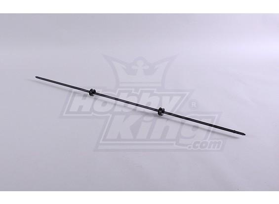 TZ-V2 0,90-TT - Tail Drive Shaft
