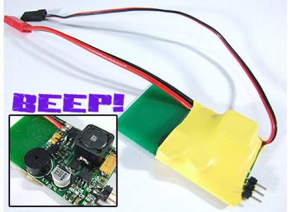 4A UBEC w / Low Voltage horn