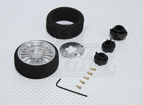 Alloy pistool zender Steering Wheel (18 spaken)
