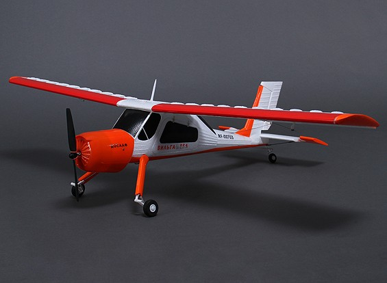 Wilga 2000 EPO 950mm w / Kleppen (PNF)