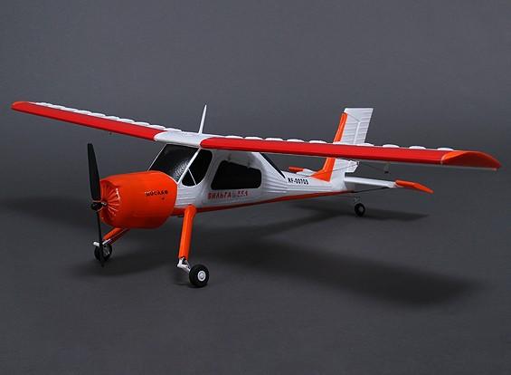 Wilga 2000 EPO 950mm w / Kleppen - Mode 2 (RTF)