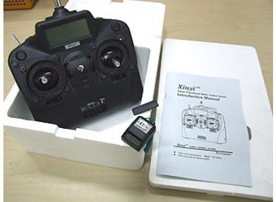 Xinyi 4channel digitale radio 36mhz FM Module