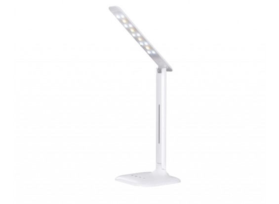 LED Table Reading Lamp With Adjustable Color & Brightness