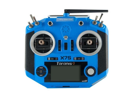 FrSky Taranis Q X7S Digital Telemetry Radio System 2.4GHz ACCST (EU Version) (EU Plug)