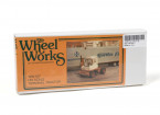 Micro Engineering HO Scale Wheel Works Terminal Tractor Kit 1pc (96-157)