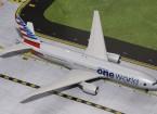 Gemini Jets American Airlines Boeing B777-200ER N796AN 1:200 Diecast Model G2AAL526
