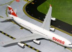 Gemini Jets Swiss International AIr Lines Airbus A340-300 HB-JMK 1:200 Diecast Model G2SWR382