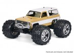 Pro-Line 1/10 Scale 1980 Chevy Blazer Clear Body Voor Monster Trucks / Crawlers