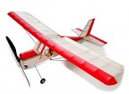 Aeromax Micro Indoor Balsa Airplane 400mm Kit w / Motor