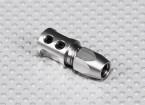 Steel Shaft Adapter - 5mm Motor As tot 5mm Flexi Shaft