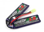 Turnigy nano-tech 1800mAh 2S 20 ~ 40C Lipo AIRSOFT Pack