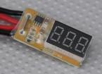 In-Line Voltage en Wattmeter