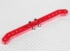 Heavy Duty Alloy 4.2in Pull-Pull Servo Arm - JR (Rood)