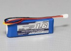 Turnigy 1600mAh 2S Pack 20C Lipo (Losi Mini Compatibel)