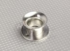 Velocity Stack Voor 30cc-50cc Gas Engine (Silver)
