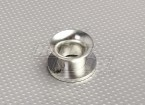 Velocity Stack Voor 70cc-150cc Gas Engine (Silver)
