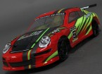 18/01 Schaal 4WD RTR On-Road Drift Car (rood)
