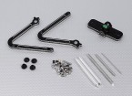CNC Alloy Prop Balancer voor Propeller, EDF en Heli Shaft / Blade