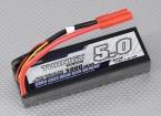 Turnigy 5000mAh 2S1P 20C hardcase pack (ROAR GOEDGEKEURD) (DE Warehouse)