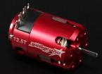 Turnigy TrackStar 13.5T Sensored borstelloze motor 3040KV (ROAR goedgekeurd)
