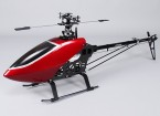 HK-550GT 3D Belt-Drive Electric Helicopter Kit