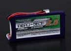 Turnigy nano-tech 2500mAh 3s1p 10C Pack 5 ~ zender Lipo (Futaba 6EX en 3PKS)