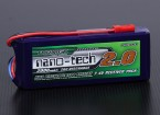 Turnigy nano-tech 2000mAh 2S1P 20 ~ 40C Lipo Receiver Pack
