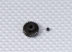 27T / 3.175mm 48 Pitch Steel Pinion Gear