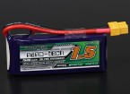 Turnigy nano-tech 1500mAh 3S 35 Pack Lipo ~ 70C