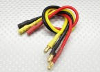 3.5mm Man / Vrouw Bullet Brushless 18AWG Motor Extension Lead 200mm