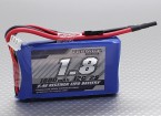 Turnigy 1800mAh 2S 12C Lipo Receiver Pack