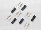 JWT connectors, 2 pin - 5set / bag