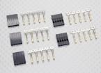 JWT connectors, 5 pin - 5set / bag