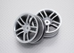 01:10 Scale High Quality Touring / Drift Wheels RC Car 12mm Hex (2pc) CR-GTS