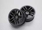 01:10 Scale High Quality Touring / Drift Wheels RC Car 12mm Hex (2pc) CR-GTM