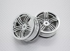 01:10 Scale High Quality Touring / Drift Wheels RC Car 12mm Hex (2pc) CR-RS6C