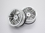 01:10 Scale High Quality Touring / Drift Wheels RC Car 12mm Hex (2pc) CR-FFC
