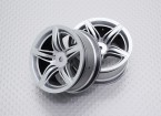 01:10 Scale High Quality Touring / Drift Wheels RC Car 12mm Hex (2pc) CR-F12S